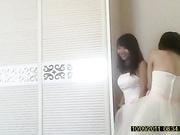 新娘换衣被偷拍
