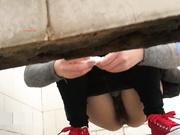 技校男手持設備超正視角盜錄其所在學校所有女生如廁 閱盡200多位女生嫩穴~02