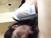国产TS系列身材爆炸好的思琪Cos乖巧的女学妹 玩剧情调教捆绑被抬到桌子上干