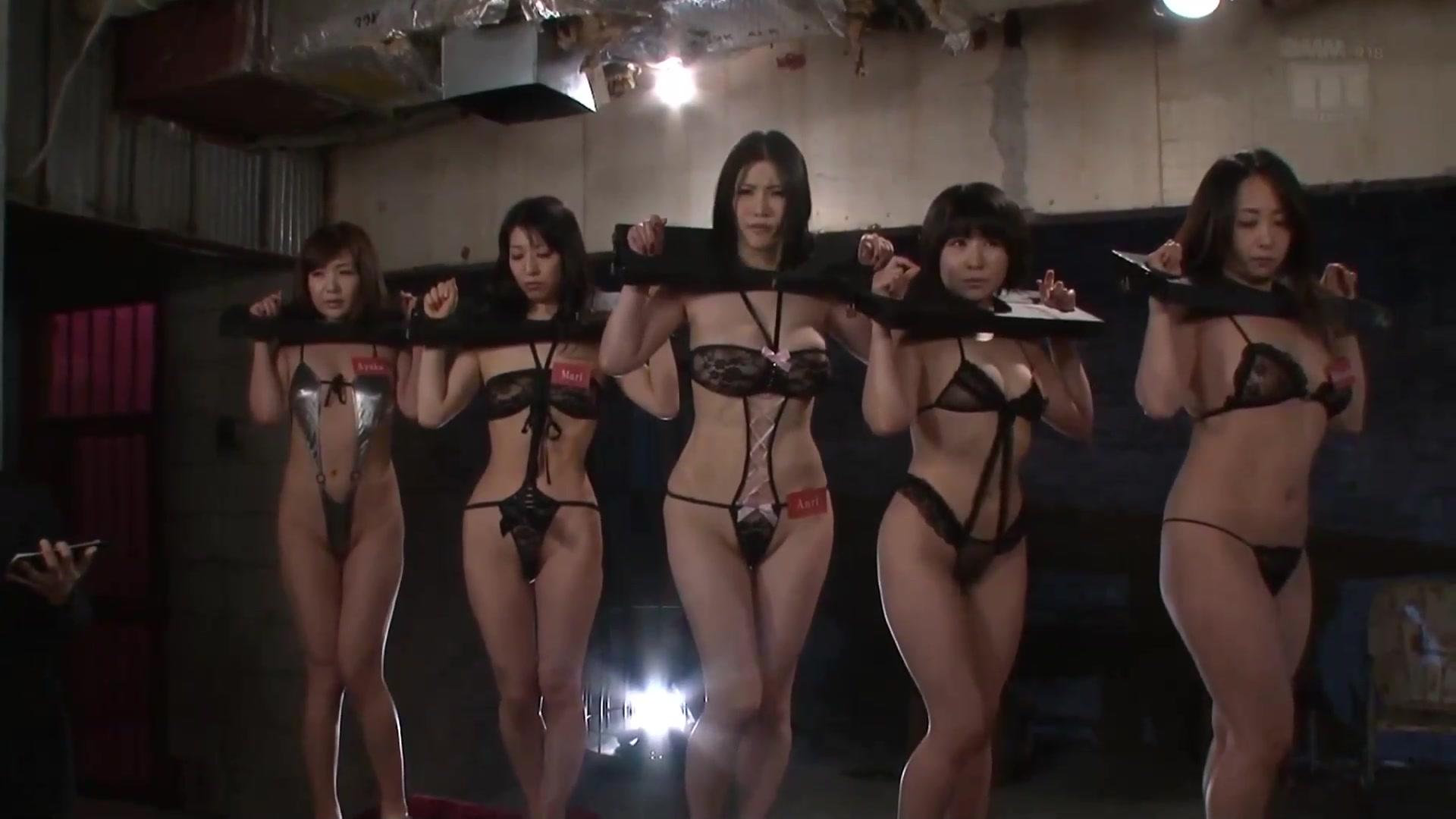 【无码破解】人间凶器豪乳肉弹『冲田杏梨』捆绑调教 奴隶人妻贩卖-下