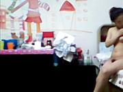 【全網推薦】珍藏—電腦肉雞偷開攝像頭遠程私密錄象-多部合集(第十七部)~原版高清