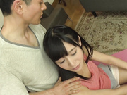 [HODV-21271] 可爱妹妹的浮胸露出乳头 星奈あい - 1of5