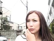 [SDNM-004] AV史上最漂亮的40代 宮本紗央里 42歳【破解】 - 1of5