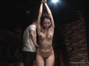 [CMC-174] 坠入SM风俗的不懂世故的妻子2 大橋優子 - 5of5