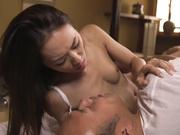 [JUY-024] 義父和媳妇的秘密接吻情事 たかせ由奈【破解】 - 5of5