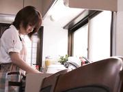 [SHKD-458] 在丈夫面前被侵犯 義兄の欲望 芹沢恋【破解】 - 2of5