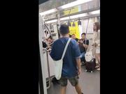 LJ高清国内地铁跟拍抄底系列 一睹高颜值妹子们的裙底风光