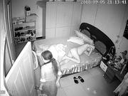 【精品推薦】【家庭偷窺第三季】最新破解家庭攝像頭拍攝到的小夫妻日常啪啪過性生活(第十部)原版高清