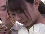 [JBD-222] 缚绳堕淫 新人研修的陷阱 河南実里 - 1of5