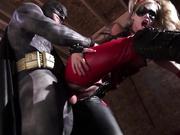 蝙蝠侠性爱大战小丑女哈莉·奎茵