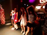上海某夜店单身派对,美女玲琅满目,玩的很High