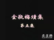 120部香港三级电影片段剪辑很精彩很经典CD-10 金瓶梅續集第5集