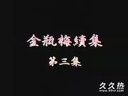 120部香港三级电影片段剪辑很精彩很经典CD-08 金瓶梅續集第3集