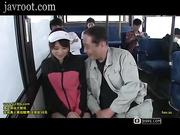 若妻痴漢電車