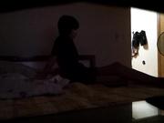 韩国自拍偷拍系列---90后高中情侣在男友家做爱