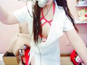 小护士骚妹诱惑奶超美脸也漂亮