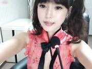 很漂亮的韩国妹