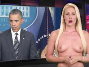 世界裸体新闻全裸身材个个还是不错的 喜欢看新闻的不要错过