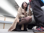 [AVKH-077]  超絶美形クォーター人妻が刺激を求めて再応募!!