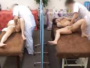 [RIX-045]  悪徳施術師による母娘同時オイルマッサージ盗撮映像 2